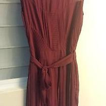 Avon Mark Say Pleats Dress Size Medium Never Used Free Shipping  Photo