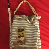 Avon Mickey Embellished Bucket Bag Photo