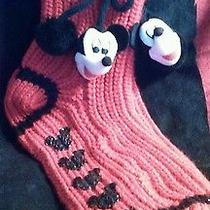 Avon Mickey Mouse Disney Anklet/slipper Photo