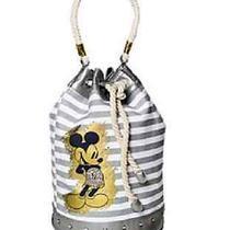 Avon - Mickey Mouse - Draw String Bucket Purse Photo