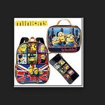 Avon Minions Backpack Set Photo