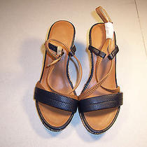 Avon Modern Chic Wedge Sandals Size 7 Photo