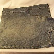 Avon Newport News Jeanology Wide Leg Blue Jeans- 16  Photo