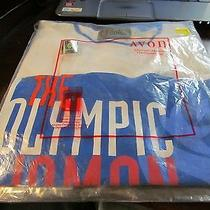 Avon Olympic Games Collection Woman Oversized Tee 1996 Nib Photo