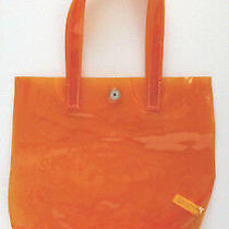 Avon   -   Orange   -    Mini Tote Bag    New Photo