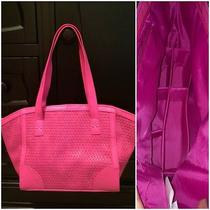 Avon Pink Butler Bag Purse Photo