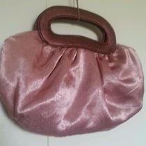 Avon Pink Clutch Handbag Photo