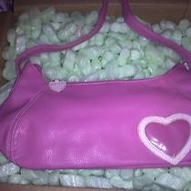 Avon Pink Heart Handbag Purse Photo