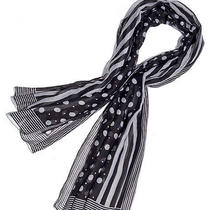 Avon Playful Patterned Scarf Photo