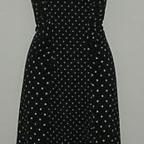 Avon Polka Dot Dress & Avon 2 Pc. Necklace & Earrings  ( Both n.w.t.s. ) Photo