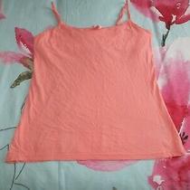 Avon Pretty Pink Summer Strappy Vest Top Size 16 - 18 Photo