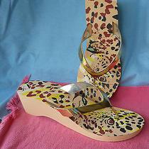 Avon Printed Wedge Sandal Photo
