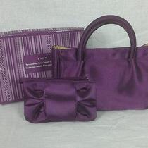 Avon Purple Handbag Purse Photo