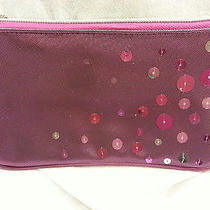 Avon Purple /pink Wrist-Let With Sequins Photo