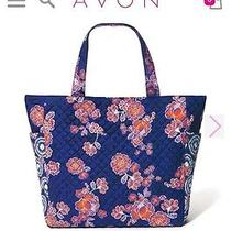 Avon Quilted Tote Photo