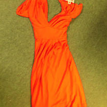 Avon Red Dress  Size Large Photo