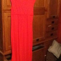 Avon Red Maxi Dress Photo