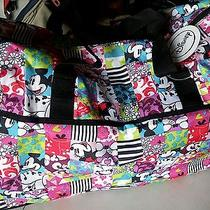 Avon's Mickey Mouse Rolling Duffle Bag Print Photo