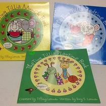 Avon's Tiny Tillia Playtime Books Set of 3 Photo