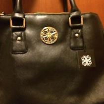Avon Sabrina Purse W/ Matching Wallet & Necklace Photo