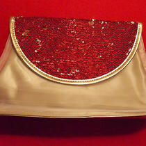 Avon Sequined Evening Bag Photo
