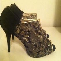 Avon Shimmer Lace Bootie 8 Photo