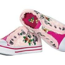 Avon Shoes Tatoo Sneakers Pink Size 1 Photo