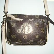 Avon Signature Collection Convertible Crossbody Wristlet Handbag Purse Wallet Photo
