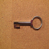 Avon Silver Key Ring Photo