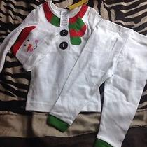 Avon Snow Man 18 Months Pajamas  Photo