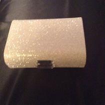Avon Sparkling Convertible Jewelry Clutch Silvertone Photo