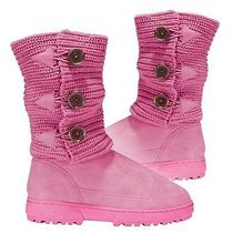 Avon Spring Knit Boots Photo