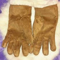 Avon Suede Leather Gloves Photo