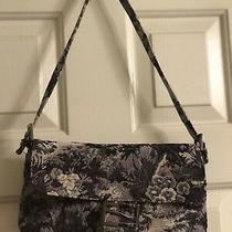 Avon Tapestry Handbag With Removable Shoulder Straps  11x7x2.5