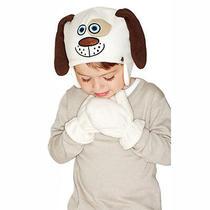 Avon Tiny Tillia Puppy Dog Hat N Mitten Gift Set Toddler Girls Boys Kids 98621w Photo