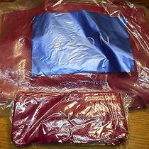 Avon Tote Bag & Heart to Heart Cosmetic Bag Photo