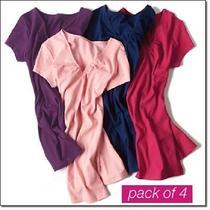 Avon v- Neck Tees 4-Pack Photo