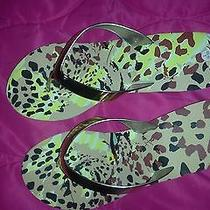 Avon Wedge Sandals Photo