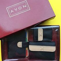 Avon Whip Stitched Spectator Boxed Gift Set Photo