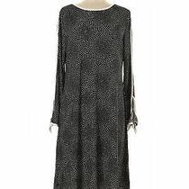 Avon Women Black Casual Dress M Photo