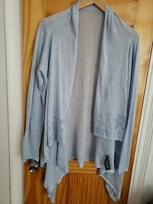 Avon Women Cardigan.  Size Large (12-14).   Photo