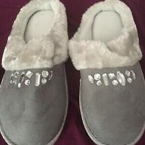 Avon Women's Girl's Lady Indoor Shoes Home Sandal House Warm Slipper Size 9-10 Photo