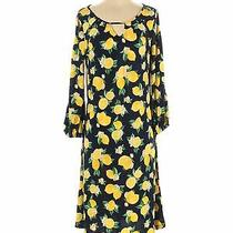 Avon Women Yellow Casual Dress 4 Photo