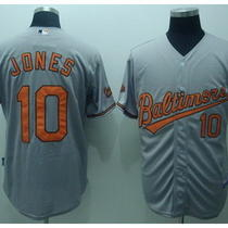 Away Adam Jones Jersey Photo