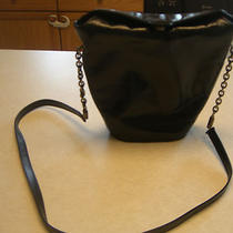 Awesome Black Shoulderbag Rare & Unique Hobo International Handbag - Wow Photo