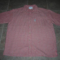 Awesome Columbia Sportswear Plaid Button Up Shirt Size Xl Fishing Hiking Casual Photo