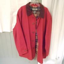 Awesome Lands' End Barn Coat Sz. 3 Xlt 54-56 Photo