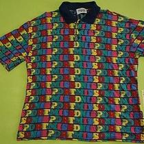 Awesome Missoni Sport Pop Art Rainbow Shirt Made in Italy Photo