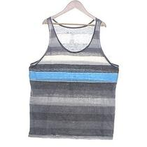 Awesome Mossimo Grey Tank Men's Size L (Ref L-919216326) Photo