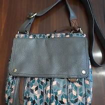 Awesome New Fossil Cross Body Messenger Bag Photo